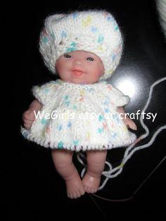 Bubble Dress Set 5 inch Itty Bitty Doll