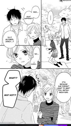 Love So Life Manga - ❤️ Shiharu & Seiji ❤️ w/ adorable twins Aoi 👦🏼 and Akane 👧🏼