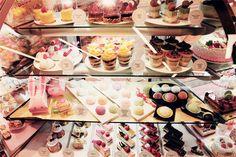 desserts/ pastries