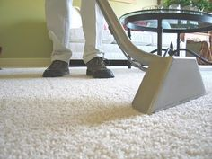 Frugal Carpet Cleaning- Instead of Paying or renting equipment to steam clean your carpets- try this #DIY Solution !