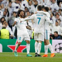 Real Madrid - Juventus #ChampionsLeague #Actualidad #CristóbalCabezas