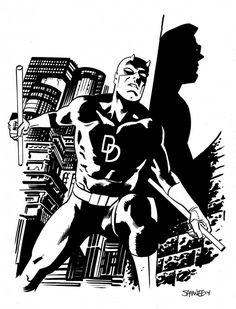 Daredevil-50th anniversary (from C2E2)
