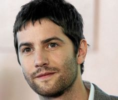 Jim Sturgess.  There is just something about a guy with a clean-shaven beard that is so sexy...