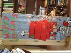 door decorating christmas door and christmas door decorating contest on pinterest aaron office door decorated