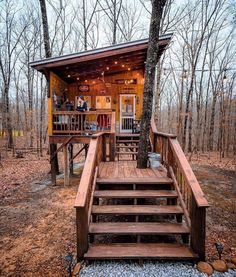 Living The Glamping Dream, One Tree House At A Time - This Accommodation In Tennessee Makes For A Different Kind Of Outdoor Experience For You And Your Favorite Companion - Photo By: Tylerwayneglass - Learn More By Clicking The