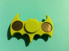 Awesome Fidget Spinner Created using Vectric Software! #cnc #cncprojects #woodworking #woodentoys #toys #made #maker #vectric #aspire #fidgetspinner #batman
