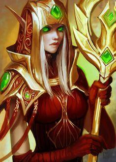 World of Warcraft Art Board ^^ // Blizzard // wow // // Digital // Geek // Blood Elf World Of Warcraft Characters, Fantasy Characters, Female Characters, Fantasy Portraits, Fantasy Artwork, Weiblicher Elf, Wow Elf, Character Inspiration, Character Art