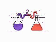 Chemical Experiments by Khuzema