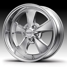 American Racing Wheels Brand | American Racing VN808 Mach 5 Chrome Custom Wheels Rims