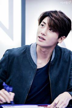 150827 Park Hyungsik at Mccol Fansign