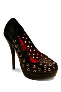 Wonderful Pumps with ring efx. Still in stock www.blackno1.com <3