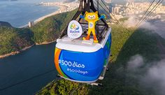 Rio 2016 celebrates 500 days to go and releases daily competition schedule