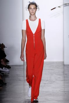 Ready To Wear 2016 S/S Adam Selman Collection