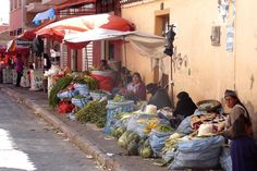 Mercado Campesino sucre bolivia