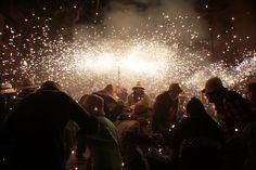 2012 - Festes Capellades Correfoc Festa Popular