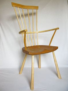Welsh-stick chair