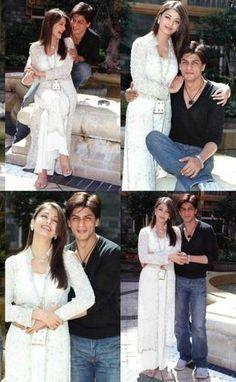 Aishwarya Rai Bachchan & SRK Star's unseen photos you will love Bollywood Stars, Bollywood Couples, Bollywood Actress Hot Photos, Bollywood Celebrities, Bollywood Fashion, Actress Aishwarya Rai, Aishwarya Rai Bachchan, Pretty Zinta, Famous Couples