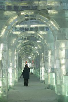 Harbin, China – Ice Festival » carrieswailsphotography.com Holidays Around The World, Festivals Around The World, Around The Worlds, Ice Festival China, Ice Hotel, World Festival, Ice Art, Snow Sculptures, Winter Palace