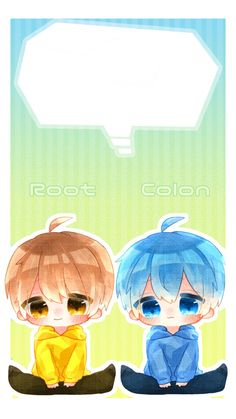 Twitter Anime Chibi, Anime Cupples, Vocaloid, Beautiful Pictures, Wattpad, My Favorite Things, Wallpaper, Drawings, Cute