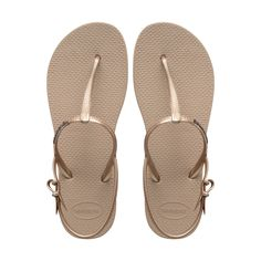 8be30f5cf 39 40 - Rose Gold - Women s Freedom - Sandals for Women - Havaianas Rose