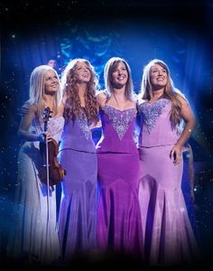 Celtic Woman   I could listen to them all day long