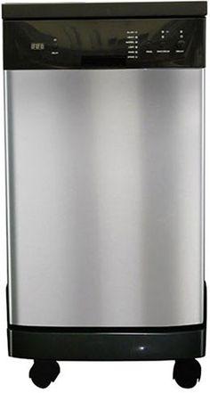 6. SPT SD-9241SS Energy Star Portable Dishwasher