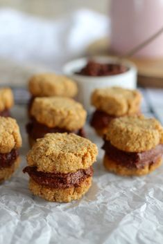 Gluten free and refined sugar free kingston biscuits.