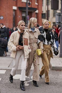 Fashion Week Paris, Paris Street Fashion, Look Fashion, New Fashion, Fashion Brands, Fashion Outfits, Womens Fashion, Fashion Fall, Fashion Stores