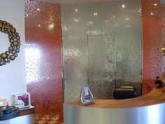 Sibu Bubble in Orange and Silver