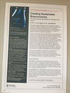 Bok; Creating sustainable Bioeconomy