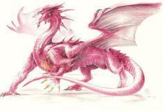 Emerald Dragon - Reference by BrassDragon on DeviantArt Emerald Dragon, Pink Dragon, Black Dragon, Mythical Creatures Art, Fantasy Creatures, Fantasy Dragon, Fantasy Art, Dragon Icon, American Dragon