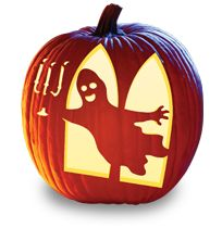 Get your CandelaBoo Pumpkin Carving Pattern for free from Pumpkin Masters!