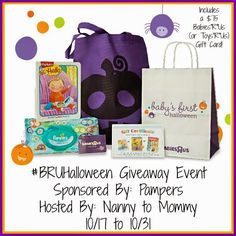 Southern Mom Loves: Win a Prize Pack from Pampers, Babies R' Us, and Highlights! Ends 10/31 #BRUHalloween