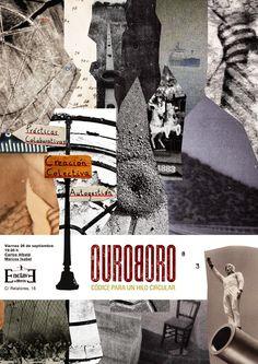 'OUROBORO - A book project' _ Public presentation at MADRID _ ´Libreria ENCLAVE ´_ Friday 26th 19,30h
