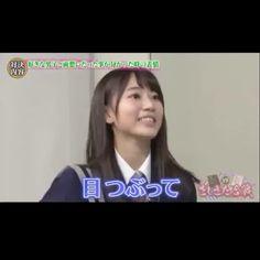 はい、チョコ♡ #宮脇咲良 #hkt48