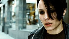 noomi rapace the girl with the dragon tattoo lisbeth salander millennium