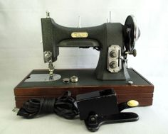 white rotary sewing machine series 77 serial numbers