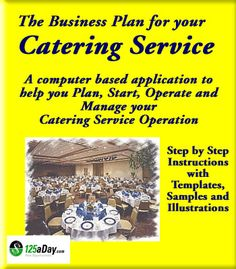 business plans for a catering company