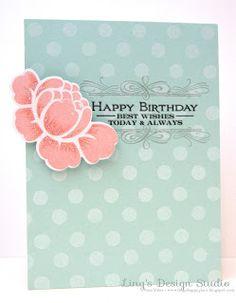 Best Wishes - Ling's Design Studio