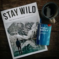 ✸This Old Stomping Ground✸ Adventure Magazine, Field Notes, Stay Wild, Wild And Free, Places To Go, The Incredibles, Face, Instagram Posts, Man Stuff