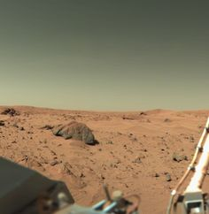 Mars photo from Viking 1 lander