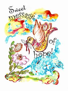 a little bird told me ❤ your daily message from the Brave Girls Club