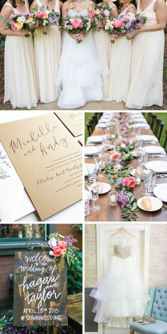 Gorgeous Rustic Wedding with Beautiful Florals