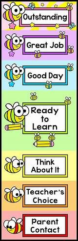 Keep your busy bees on track with this bee theme behavior clip chart. It will look fantastic on your classroom wall! By Pink Cat Studio Más Classroom Jobs, Classroom Walls, Classroom Behavior, Classroom Displays, Kindergarten Classroom, Classroom Organization, Classroom Management, Classroom Decor, Behavior Management