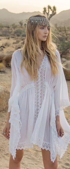 17c3237e011 35 Best White boho dress images in 2019