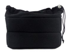 HLCJ Black DSLR Camera Bag Partition Padded Insert Case Shockproof Digital Camera For Canon Nikon >>> You can find out more details at the link of the image. (Note:Amazon affiliate link)