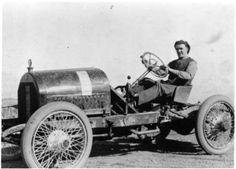 Pikes Peak Hill Climb ~ 1916 in Colorado Colorado Springs, Colorado City, Living In Colorado, Hill Climb Racing, Old Race Cars, Pikes Peak, Vintage Race Car, History Photos, Race Day