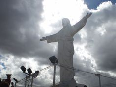 Kristus chrání Cusco...