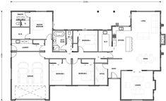 Versatile Cromwell Show Home Plan Design, House Floor Plans, How To Plan, Plan Plan, Layout, House Design, Flooring, Inspiration, Range