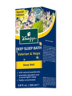 Kneipp Herbal Bath - Valerian & Hops
